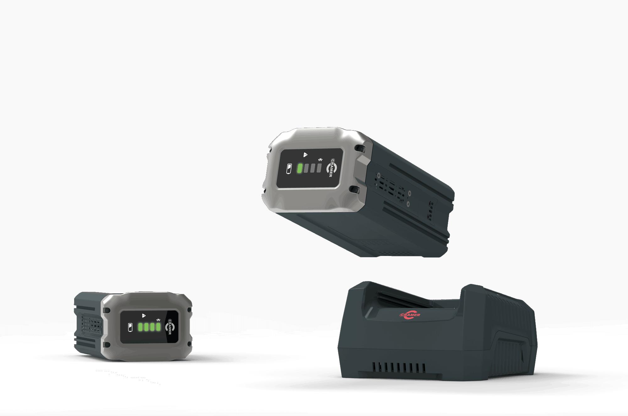 Lader / Batteri
